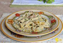 Pasta con crema di tonno