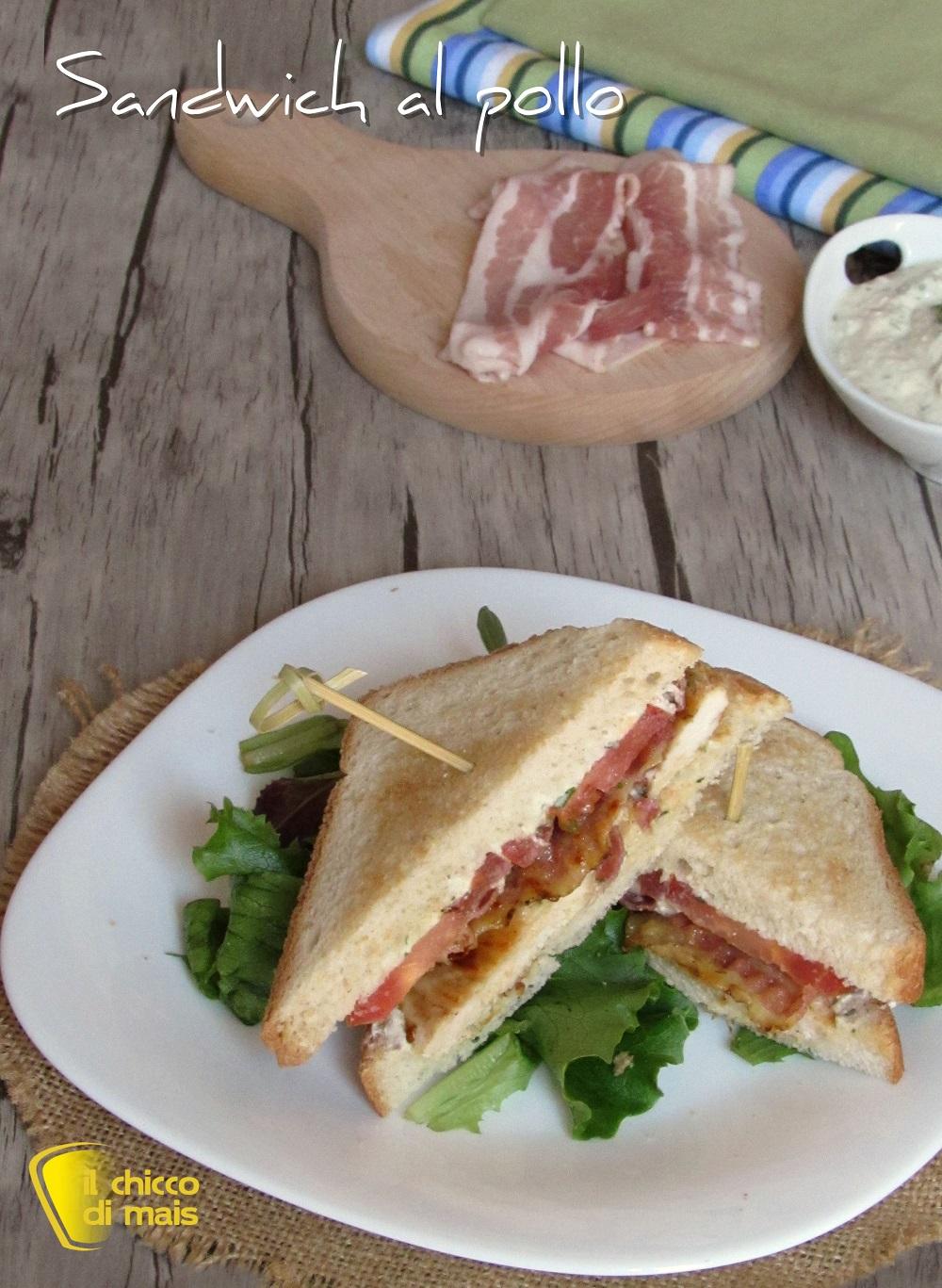 verticale_sandwich al pollo con bacon e crema di feta ricetta il chicco di mais