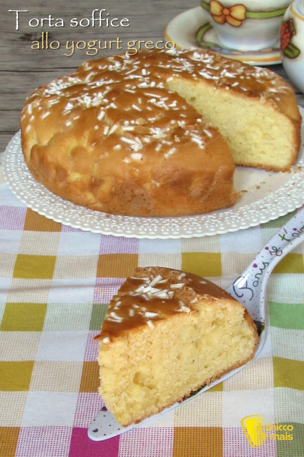 verticale_Torta soffice allo yogurt greco ricetta facile e veloce il chicco di mais