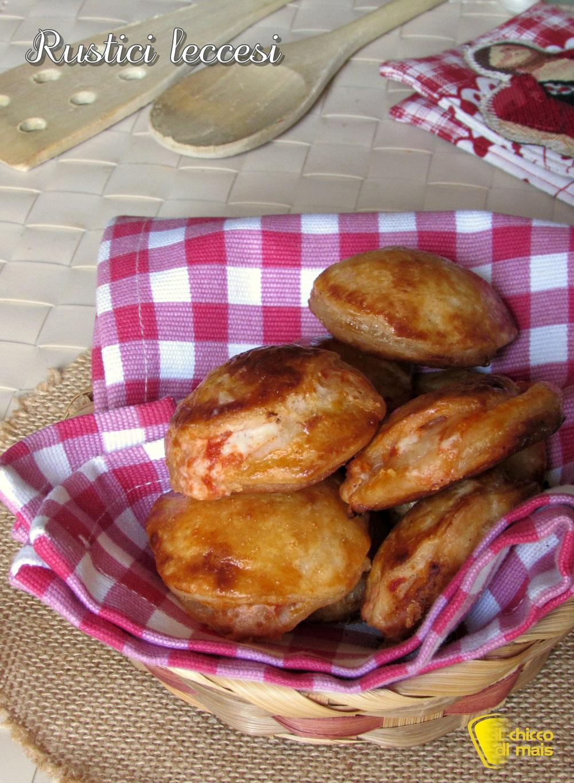 Verticale_rustici leccesi ricetta originale pugliese anche senza glutine il chicco di mais