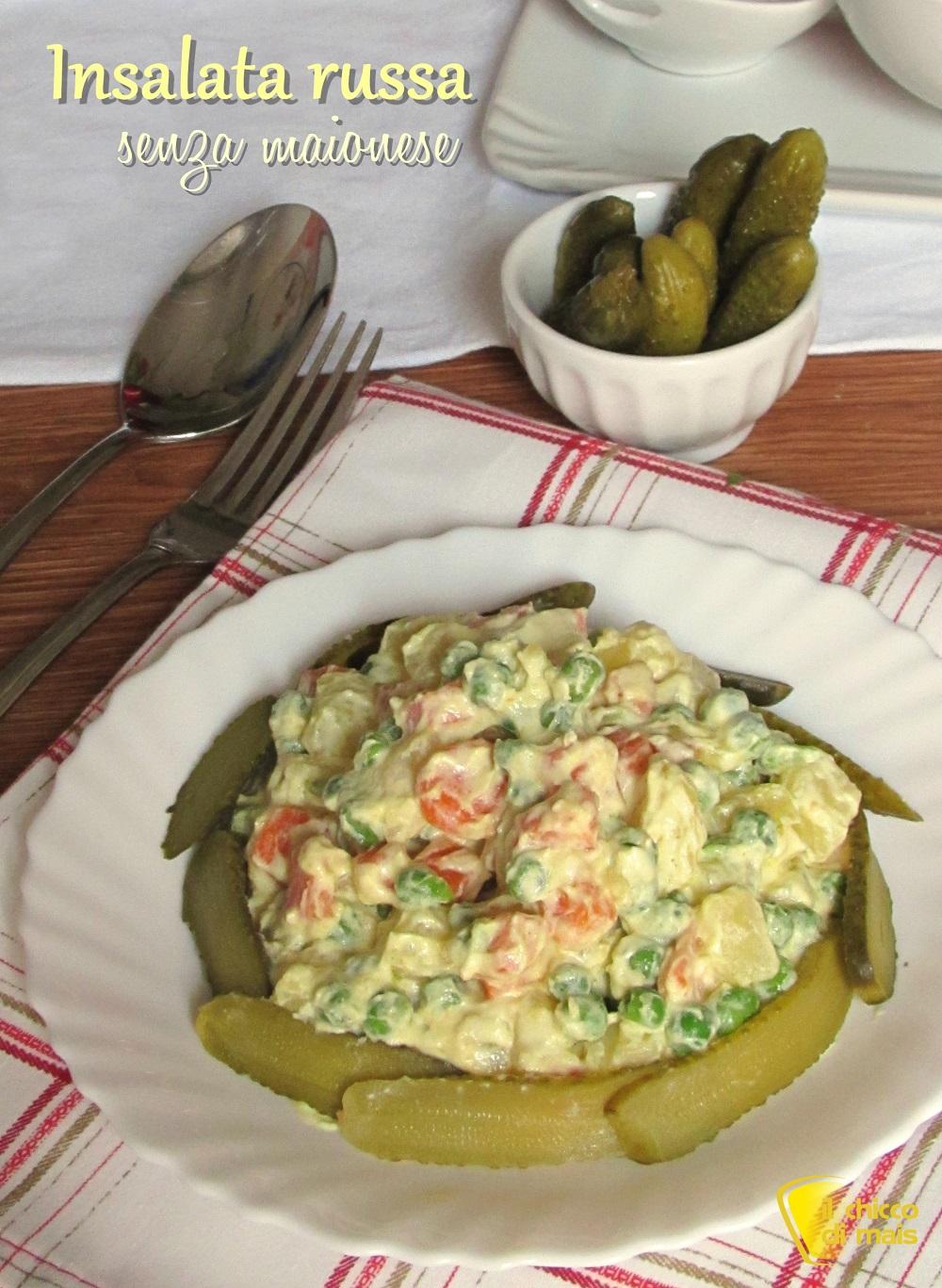 verticale_insalata russa senza maionese senza uova ricetta light leggera per natale il chicco di mais