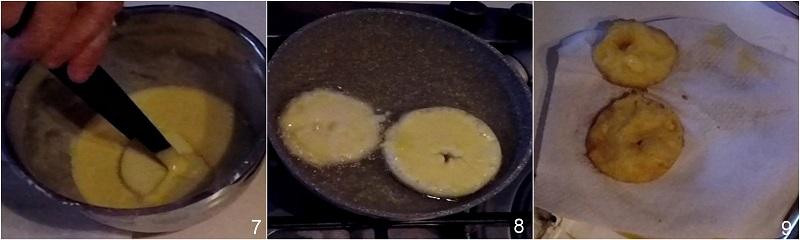 Mele fritte in pastella ricetta frittelle di mele con pastella che non si stacca il chicco di mais 3 friggere le mele