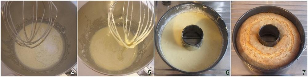 ciambellone semplice leggero e genuino ricetta senza burro senza lattosio senza glutine il chicco di mais 2 cuocere il dolce