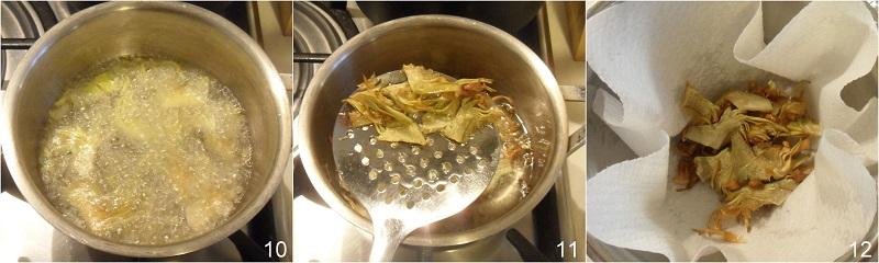vellutata di topinambur con carciofi croccanti ricetta light senza patate il chicco di mais 4 friggere i carciofi