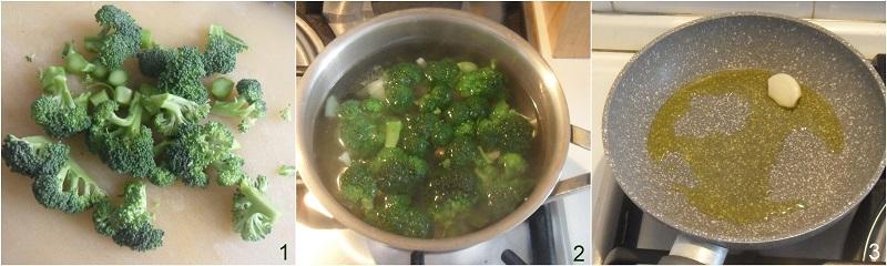 Lasagne broccoli e salsiccia ricetta semplice e saporita il chicco di mais 1 lessare i broccoli