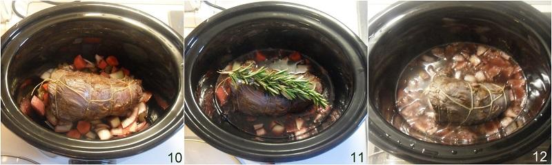 brasato al vino rosso ricetta tradizionale o nella slowcooker brasato al barolo il chicco di mais 4 brasare la carne