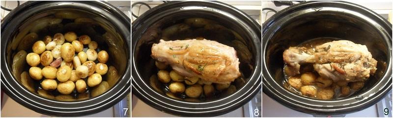 stinco di maiale alla birra ricetta al forno e con la pentola slowcooker il chicco di mais 3 cuocere lo stinco con patate