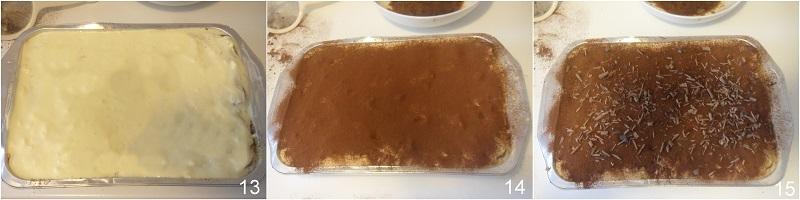 tiramisù classico ricetta con crema compatta che non cola senza albumi senza panna il chicco di mais 5 guarnire il tiramisù