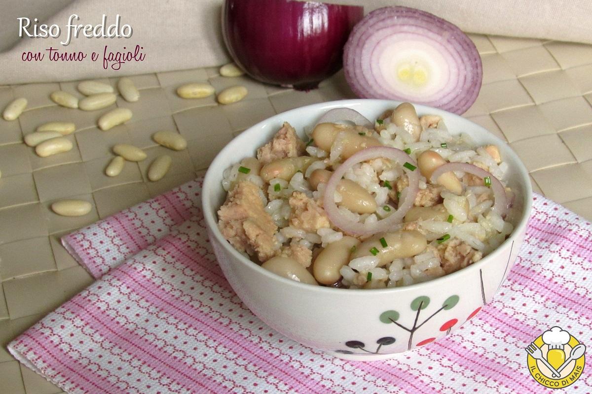 insalate per dimagrire con il tonno