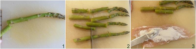 involtini di pollo con asparagi e philadelphia ricetta veloce e cremosa il chicco di mais 1 cuocere gli asparagi