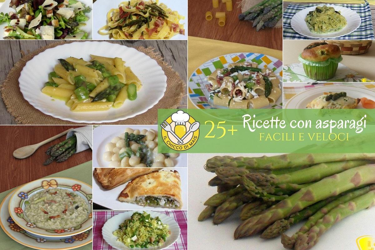 Ricette con i asparagi