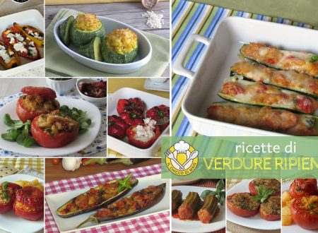 Verdure ripiene: ricette semplici e appetitose
