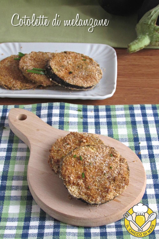 verticale_ cotolette di melanzane al forno ricetta fette di melanzane impanate non fritte il chicco di mais