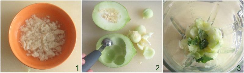 gazpacho di cetriolo ricetta estiva zuppa fredda senza cottura facile e veloce il chicco di mais 1 tagliare il cetriolo carosello