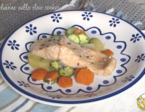 Salmone nella slow cooker