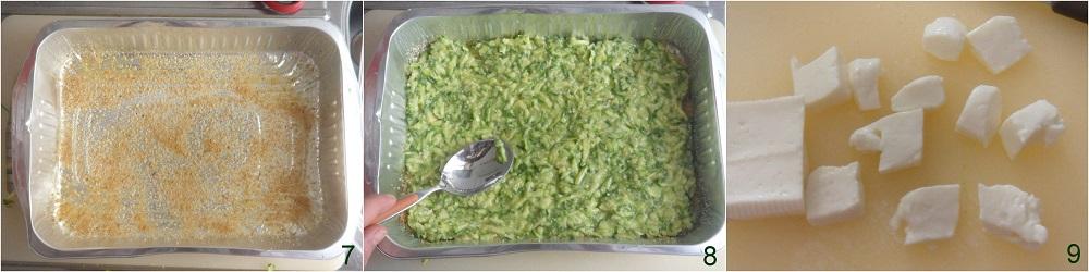 schiacciata di zucchine allo stracchino ricetta facile pizza di zucchine anche senza glutine il chicco di mais 3 stendere la schiacciata