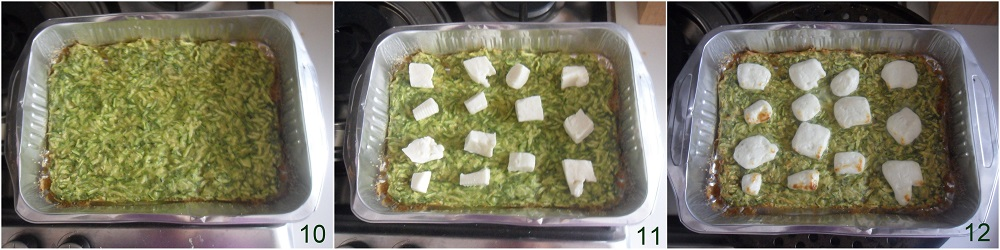 schiacciata di zucchine allo stracchino ricetta facile pizza di zucchine anche senza glutine il chicco di mais cuocere la schiacciata