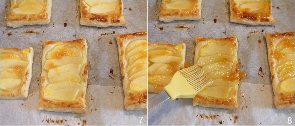 sfogliatine alle mele ricetta dolce veloce con pasta sfoglia e mele il chicco di mais 3 cuocere in forno