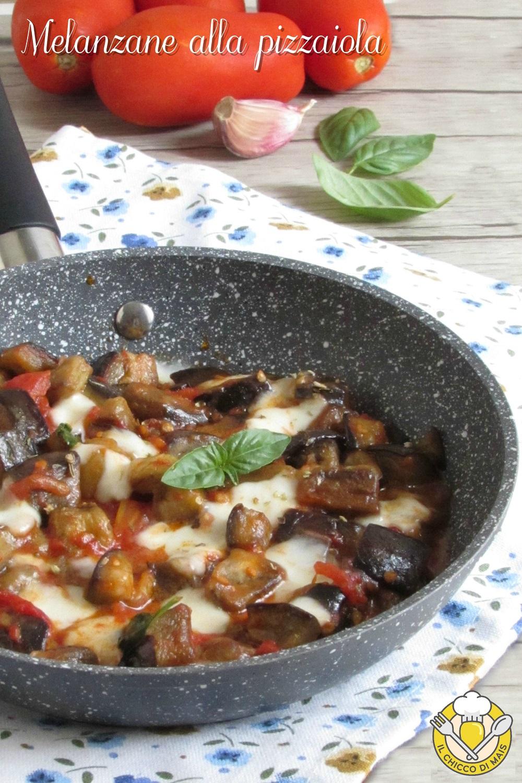v2_ melanzane alla pizzaiola in padella con pomodoro e mozzarella filante ricetta contorno facile il chicco di mais