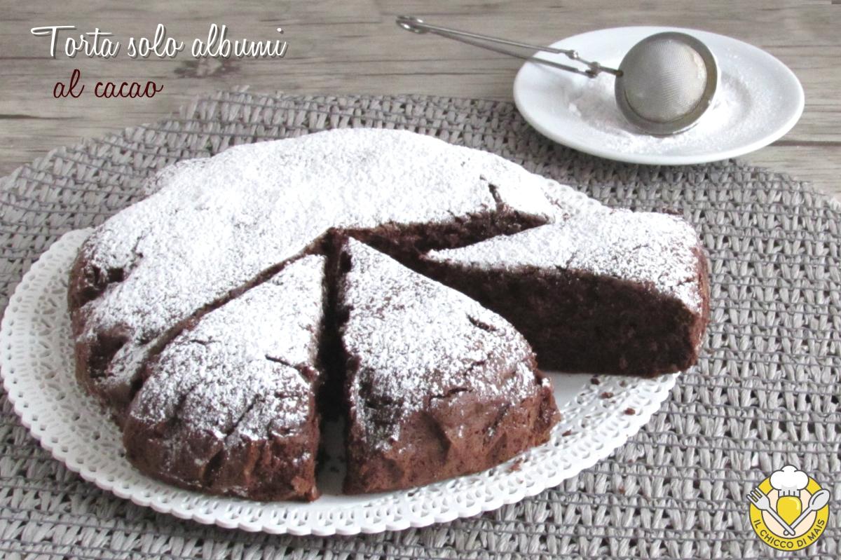 Torta Solo Albumi al Cacao