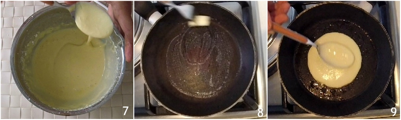 Pancakes alla ricotta con salsa al cioccolato ricetta pancakes alti e soffici il chicco di mais 3 preparare la pastella