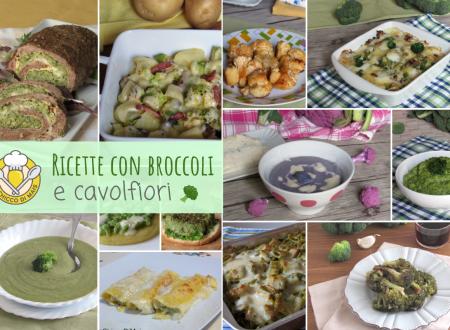 Ricette con broccoli e cavolfiori