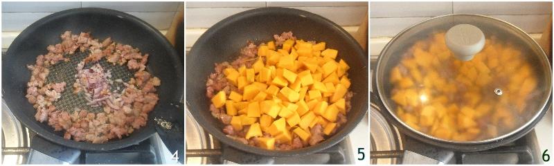 lasagne zucca e salsiccia morbide cremose ricetta facile il chicco di mais 2 stufare la zucca