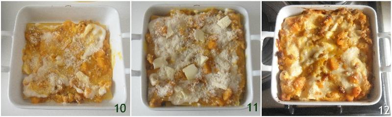 lasagne zucca e salsiccia morbide cremose ricetta facile il chicco di mais 4 cuocere la lasagna