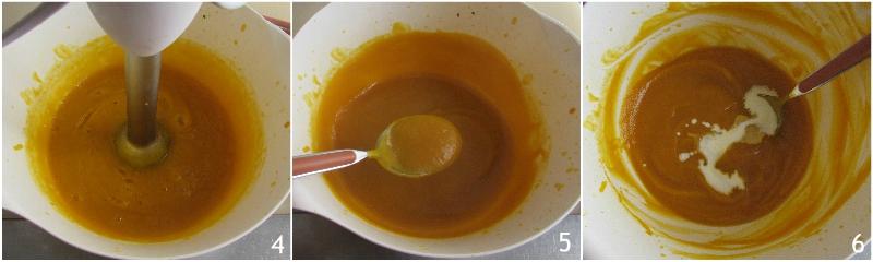 vellutata di zucca al microonde ricetta veloce in 10 minuti senza patate il chicco di mais 2 frullare la crema di zucca