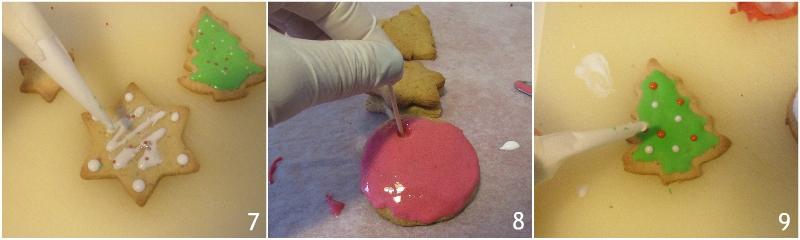 Biscotti di Natale decorati con glassa colorata ricetta biscotti natalizi anche senza glutine il chicco di mais 3 decorare con la glassa