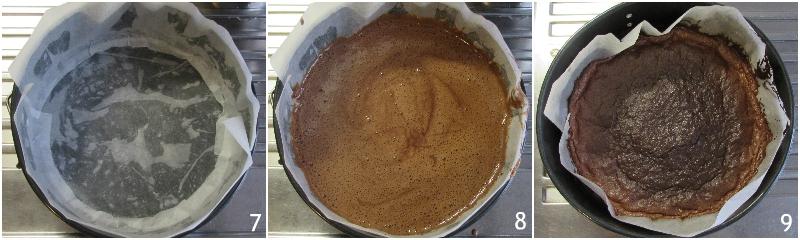 Torta magica alla nutella solo 2 ingredienti torta umida senza farina il chicco di mais 3 cuocere in forno