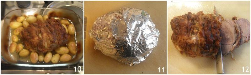 arrosto bardato con pancetta al forno e patate novelle ricetta arrosto scottona morbido il chicco di mais 4 cuocere l'arrosto in forno