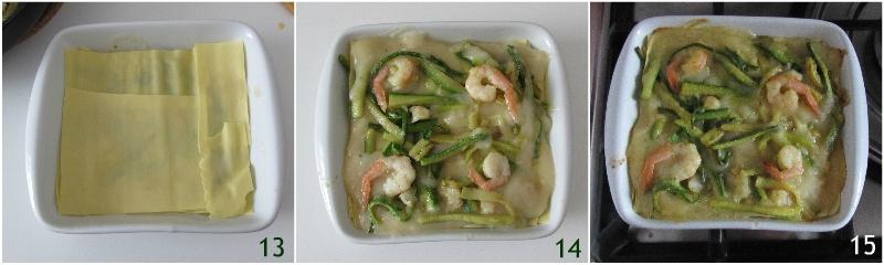 lasagne zucchine e gamberetti con besciamella di pesce ricetta lasagne di mare facili il chicco di mais 5 cuocere le lasagne