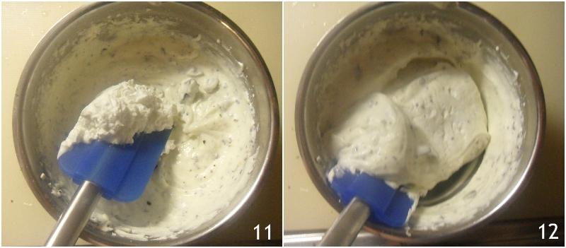 panettone ripieno di mousse all'arancia che non cola fetta perfetta il chicco di mais 4 completare la mousse