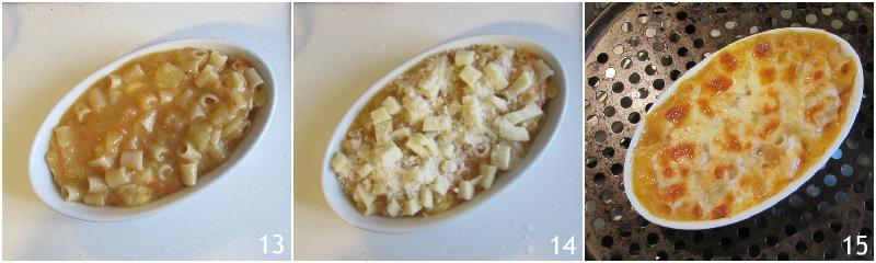pasta e patate al forno ricetta tradizionale napoletana il chicco di mais 5 ripassare in forno