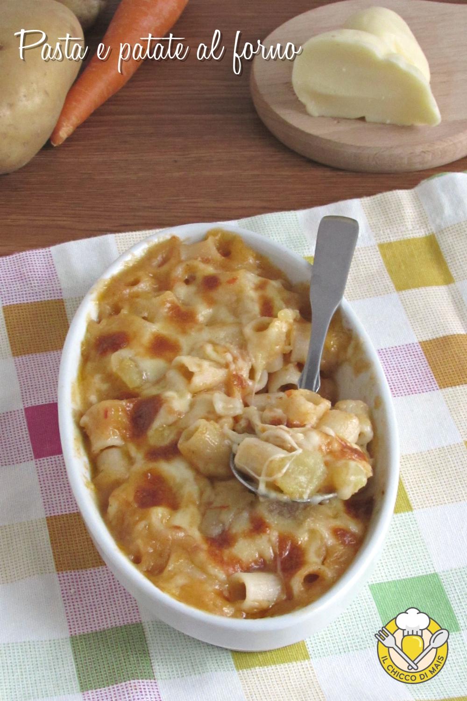 v_ pasta e patate al forno ricetta tradizionale napoletana il chicco di mais