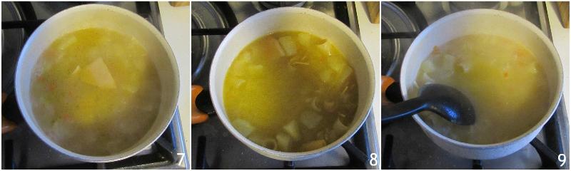 pasta e patate alla napoletana con provola ricetta originale senza pomodoro il chicco di mais 3 unire la pasta