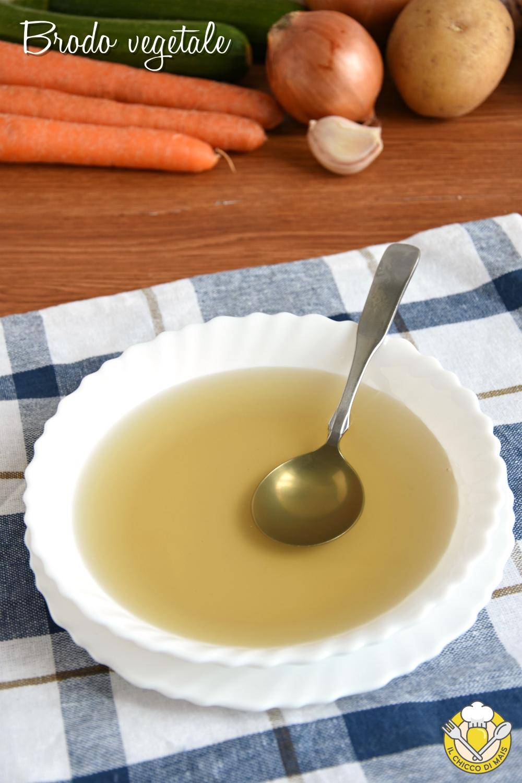 v_ brodo vegetale ricetta base tradizionale e in pentola a pressione consigli svezzamento il chicco di mais