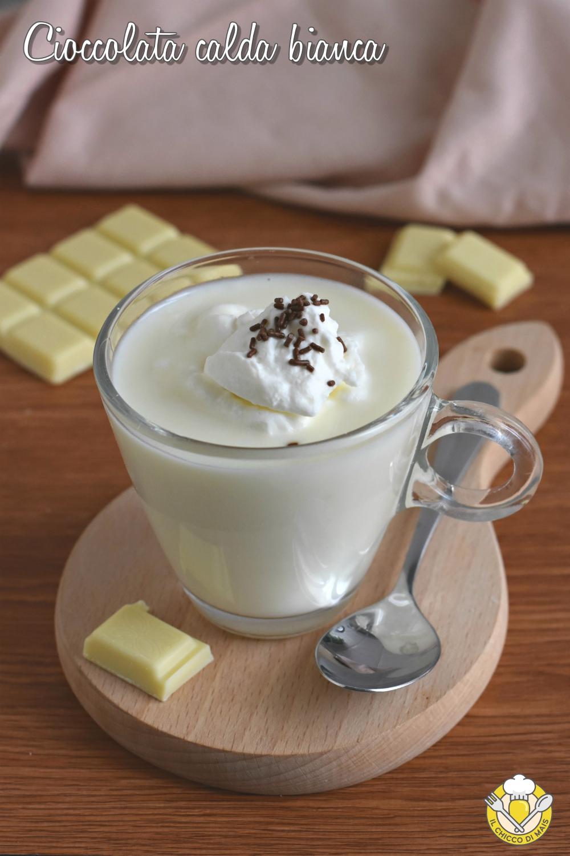 v_ cioccolata calda bianca densa e cremosa ricetta facile con foto passo passo il chicco di mais