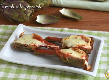Carciofi alla pizzaiola
