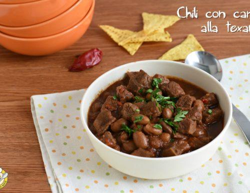 Chili con carne alla texana