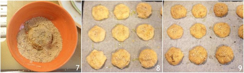 polpette di cavolfiore al forno senza uova con curcuma ricetta light e sana il chicco di mais 3 cuocere le crocchette al forno