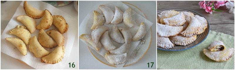 ravioli di carnevale senza glutine con ricotta e gocce di cioccolato ricetta con mix nurifree il chicco di mais 6 servire