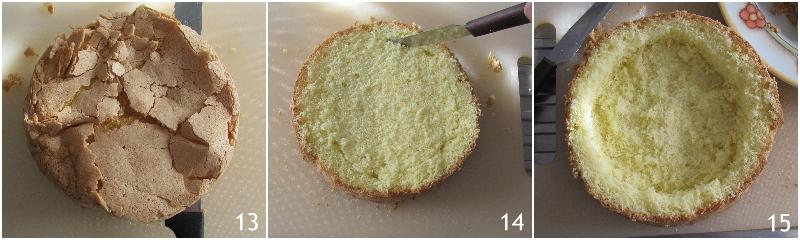 torta mimosa all'ananas ricetta facile con foto passo passo torta di compleanno il chicco di mais 5 svuotare il pan di spagna