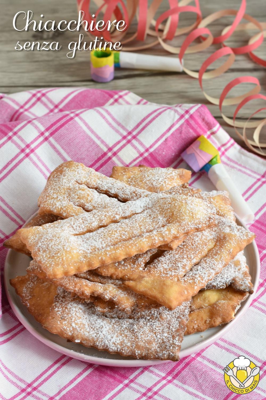 v_ chiacchiere senza glutine fritte o al forno con farina nutrifree ricetta crostoli cenci frappe di carnevale glutenfree il chicco di mais