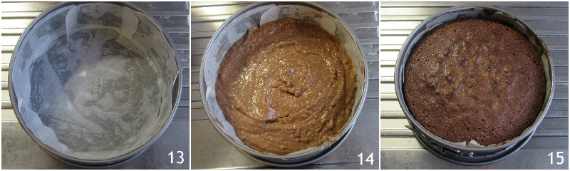torta senza farina alle nocciole e gianduia ricetta senza glutine facile il chicco di mais 5 cuocere il dolce