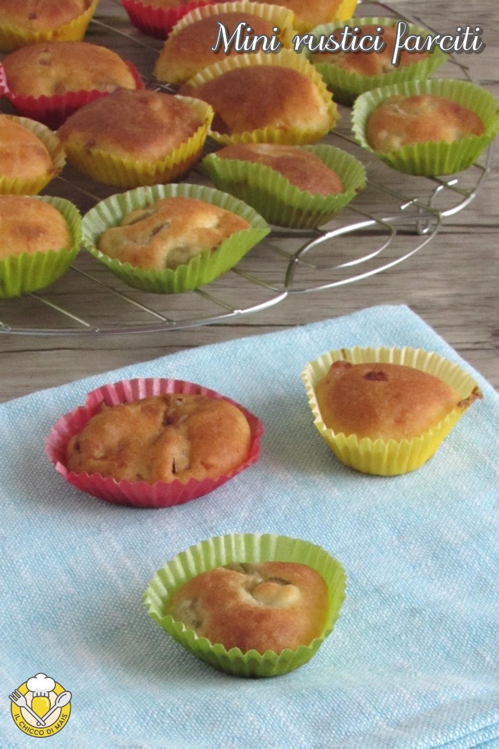 v_ mini rustici farciti con olive pancetta pomodori secchi ricetta buffet feste rinfreschi il chicco di mais