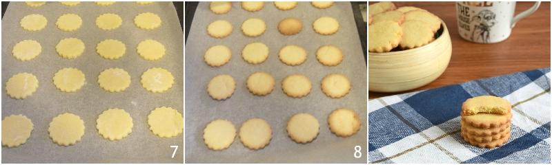 biscotti senza uova facili ricetta anche senza glutine il chicco di mais 3 cuocere i biscotti