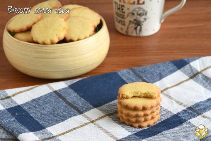 biscotti senza uova facili ricetta anche senza glutine il chicco di mais
