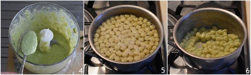 gnocchi con crema di asparagi e gorgonzola ricetta facile gnocchi cremosi vegetariani il chicco di mais 2 fare la crema di asparagi